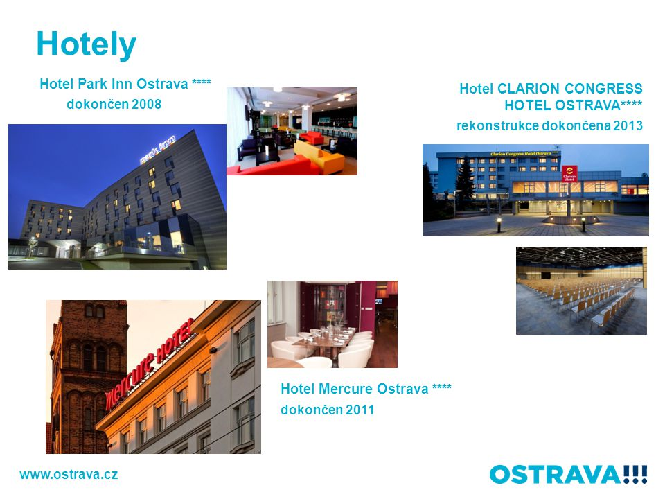 Hotel Park Inn Ostrava ****