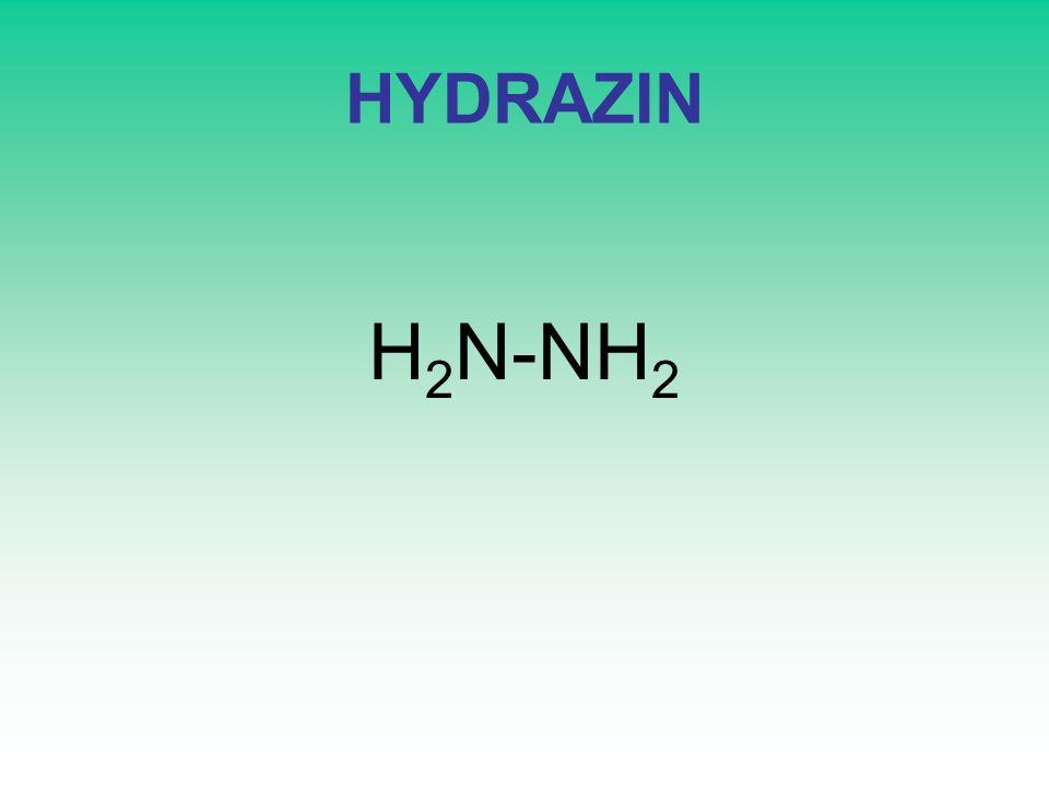 HYDRAZIN H2N-NH2