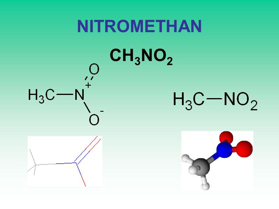 NITROMETHAN CH3NO2