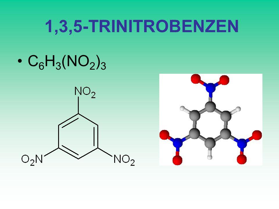 1,3,5-TRINITROBENZEN C6H3(NO2)3