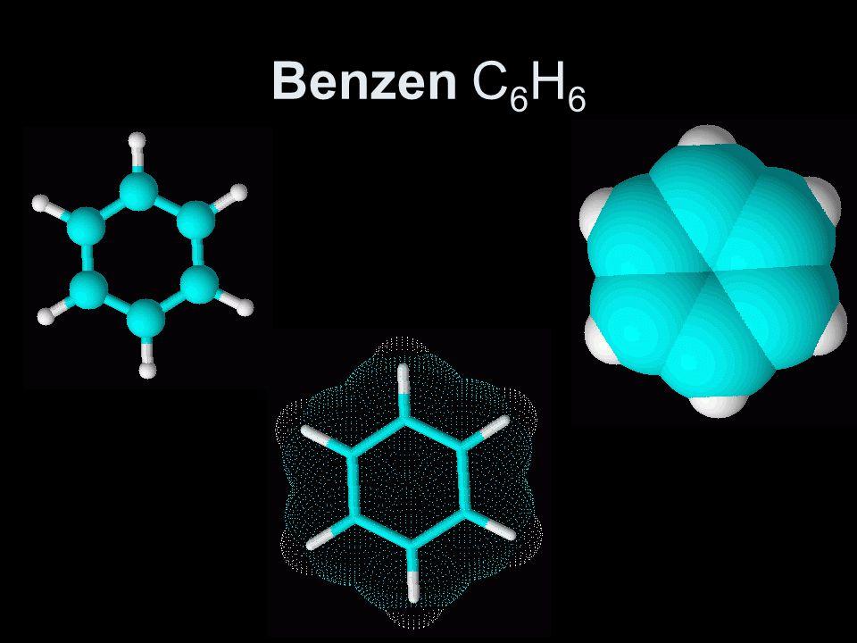Benzen C6H6