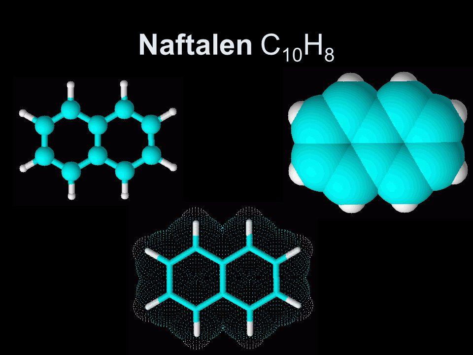 Naftalen C10H8