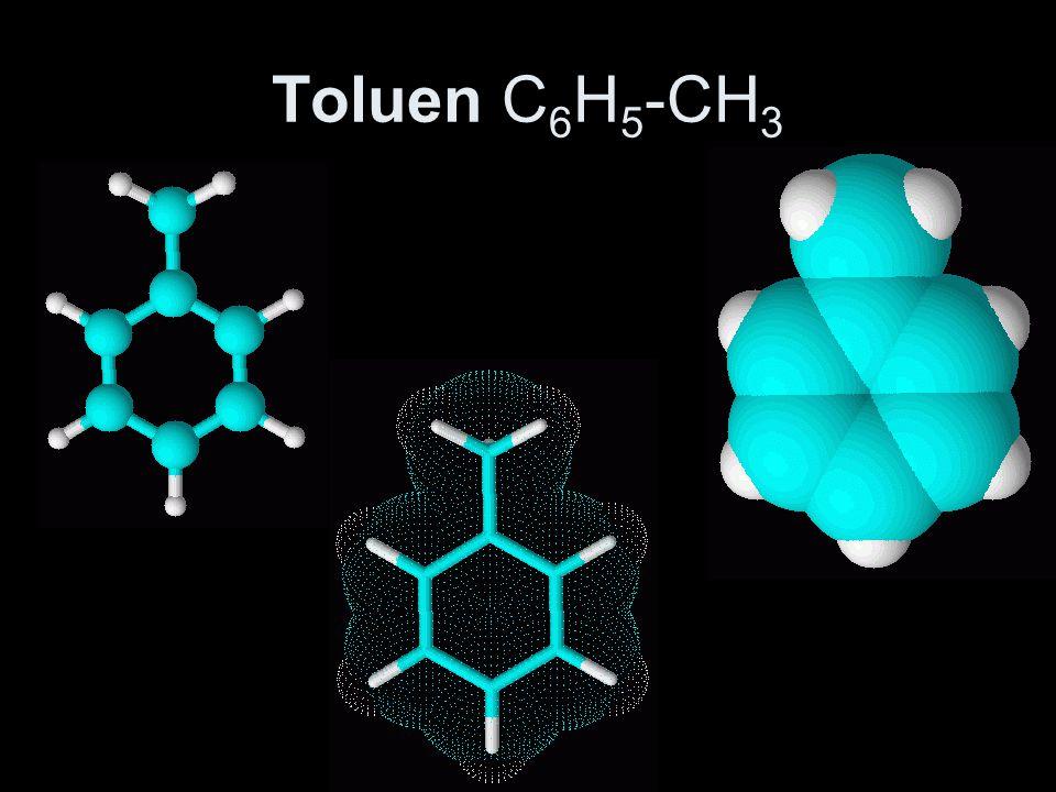 Toluen C6H5-CH3