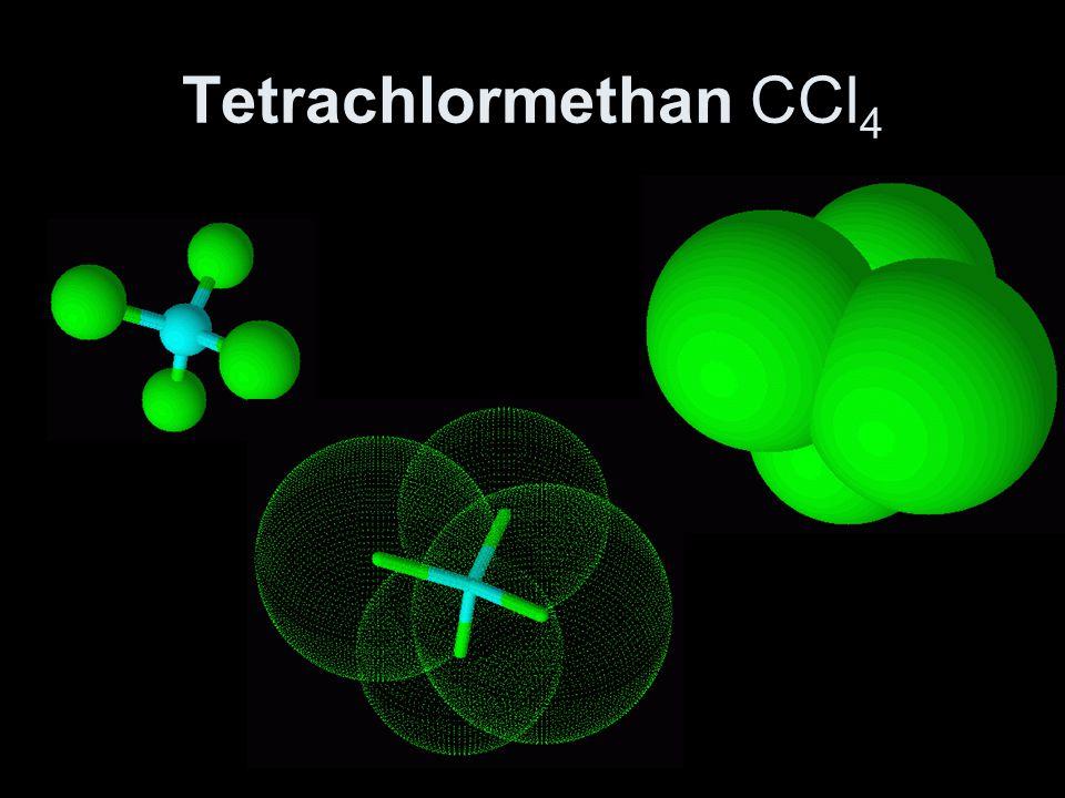 Tetrachlormethan CCl4