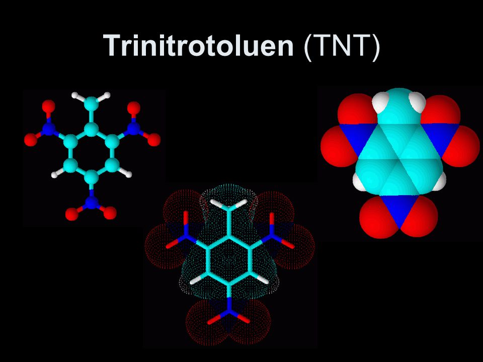 Trinitrotoluen (TNT)