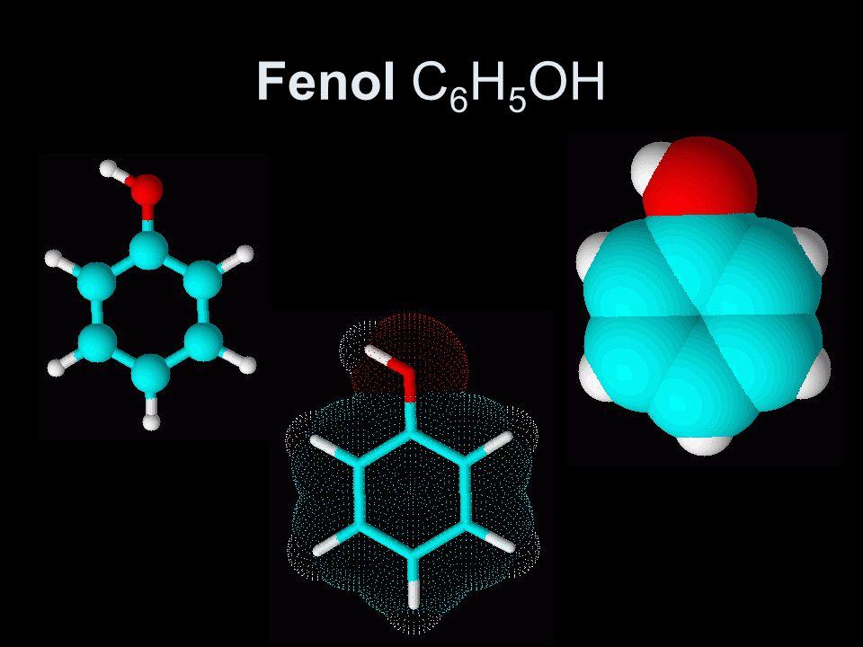 Fenol C6H5OH