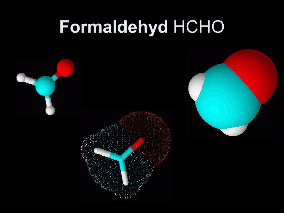 Formaldehyd HCHO