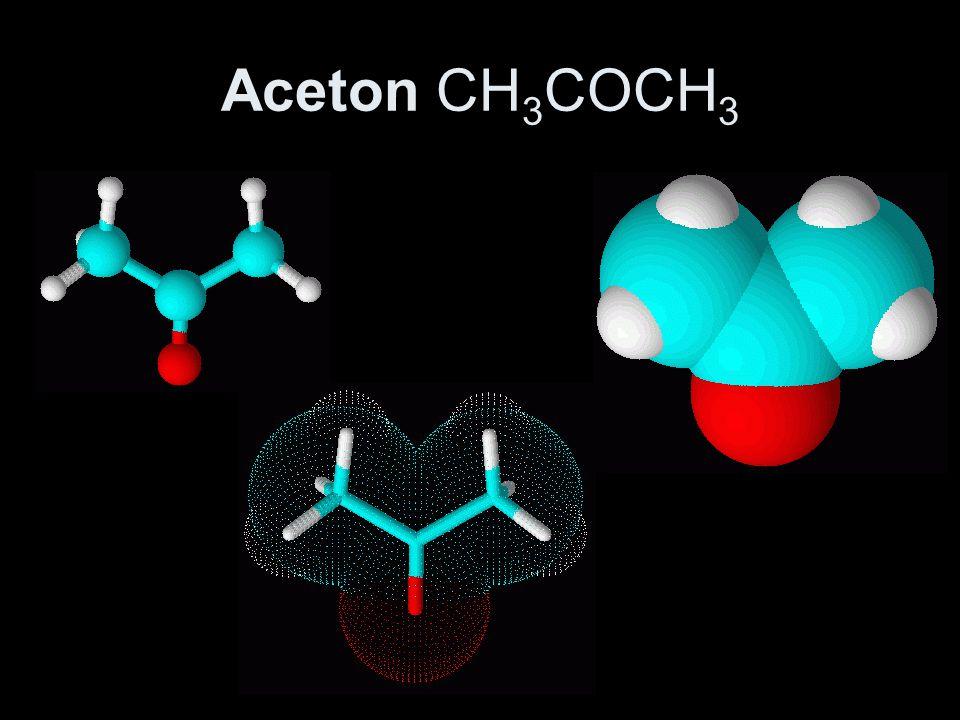 Aceton CH3COCH3