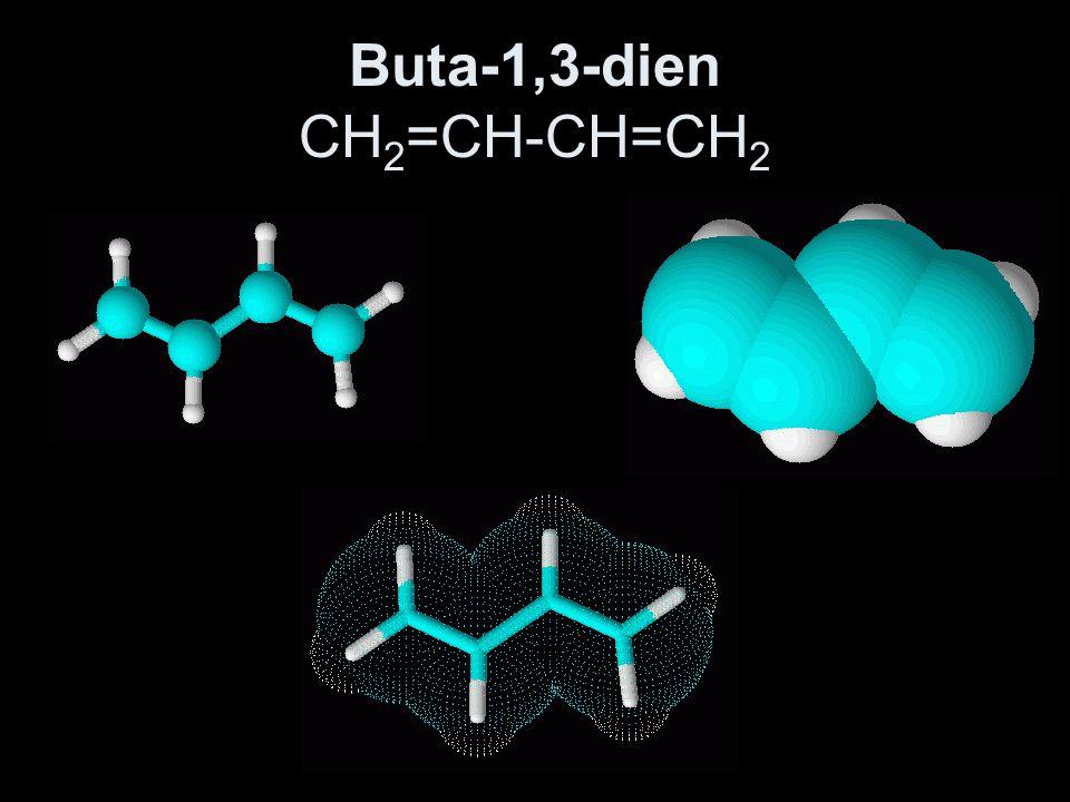 Buta-1,3-dien CH2=CH-CH=CH2