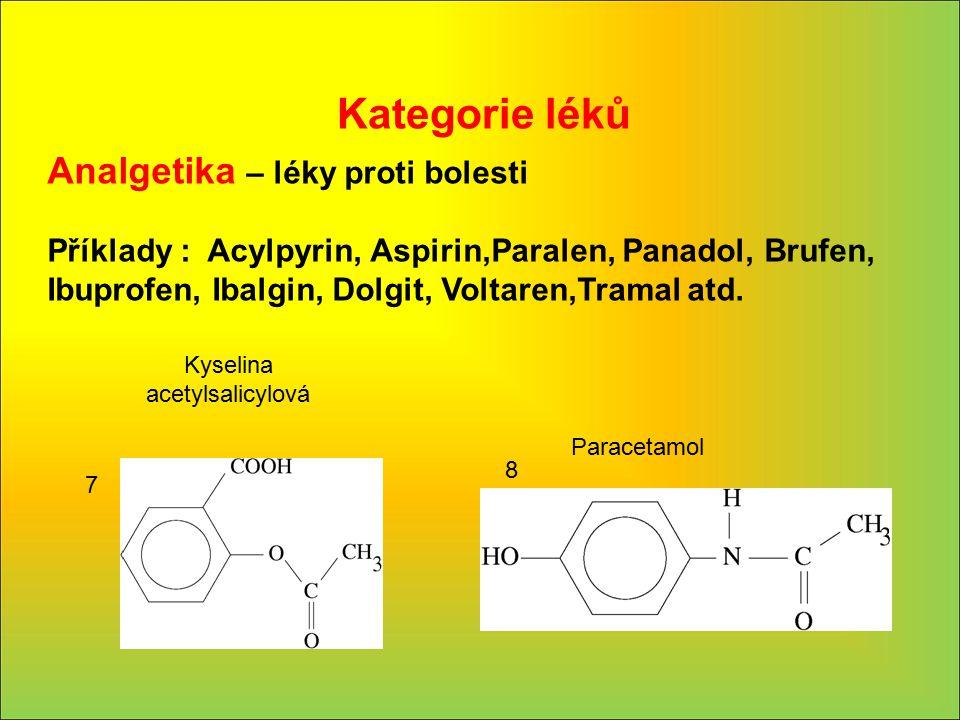 Kyselina acetylsalicylová