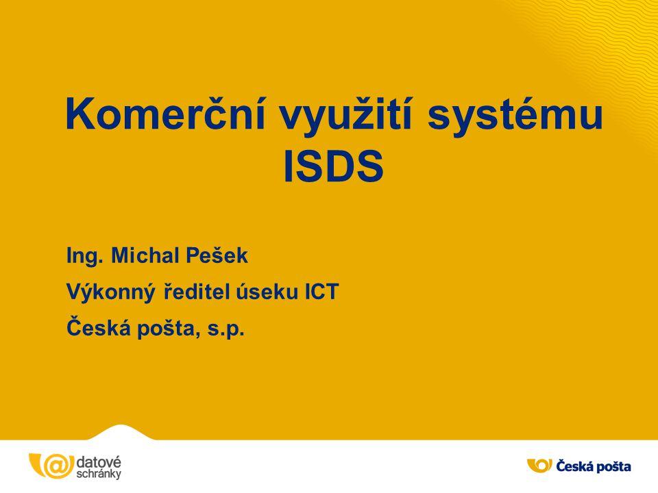 Komerční využití systému ISDS