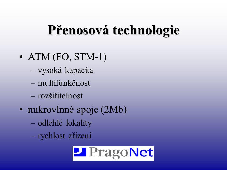 Přenosová technologie