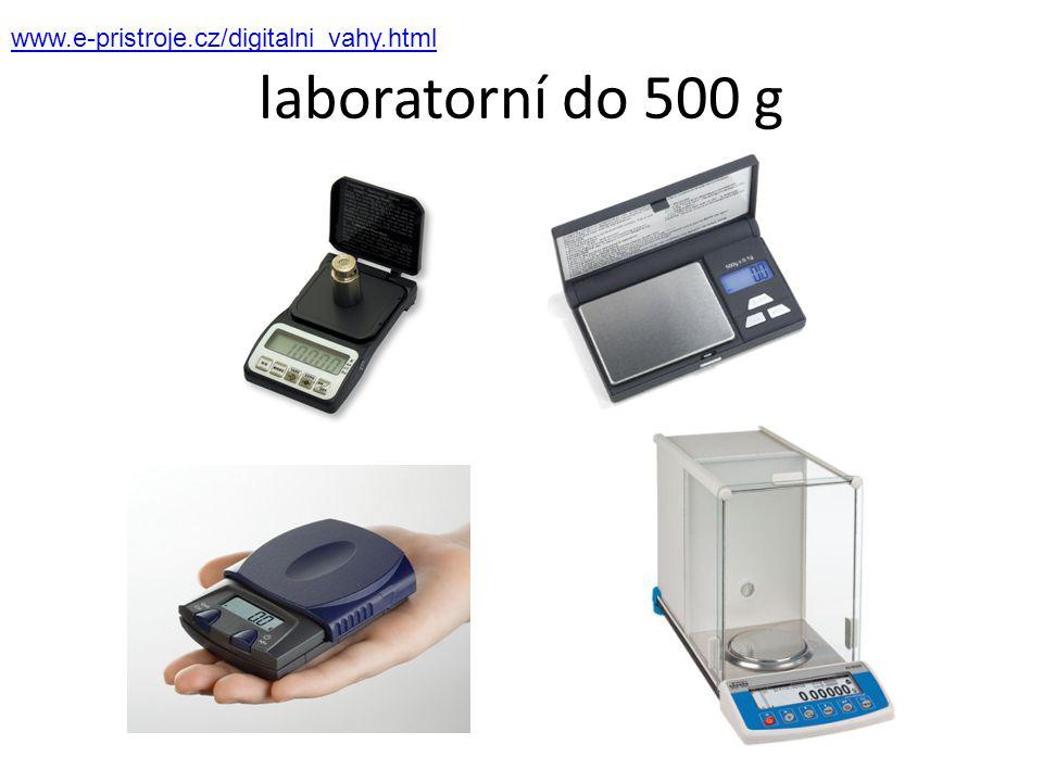 www.e-pristroje.cz/digitalni_vahy.html laboratorní do 500 g