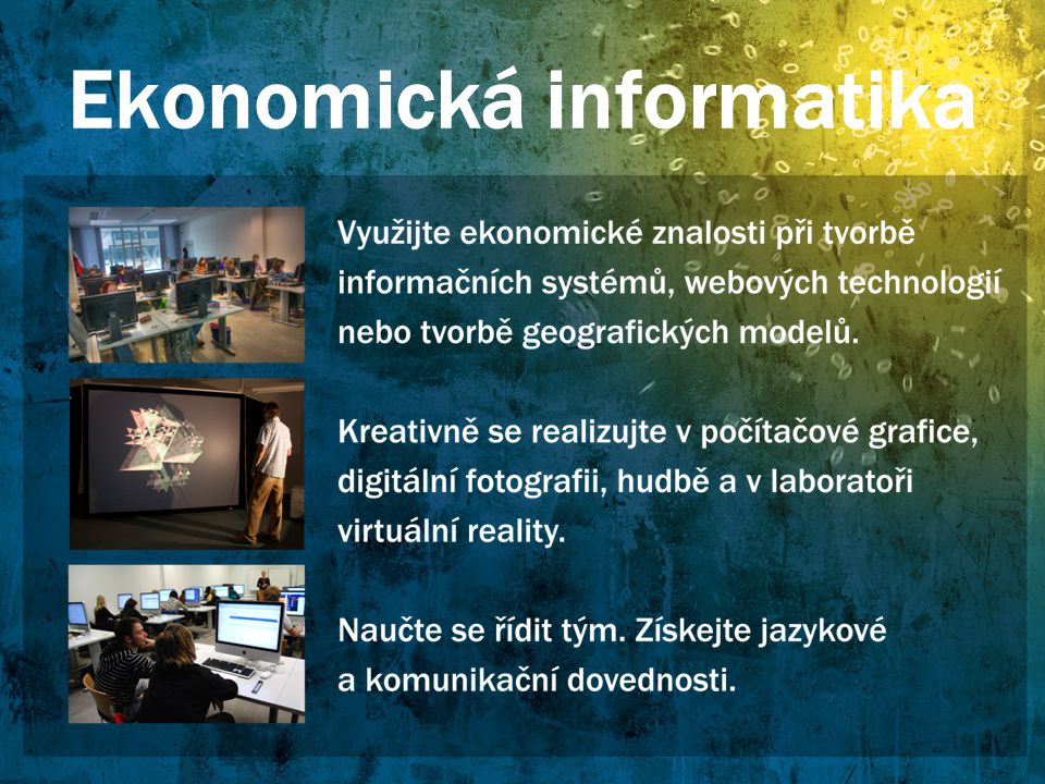 Ekonomická informatika
