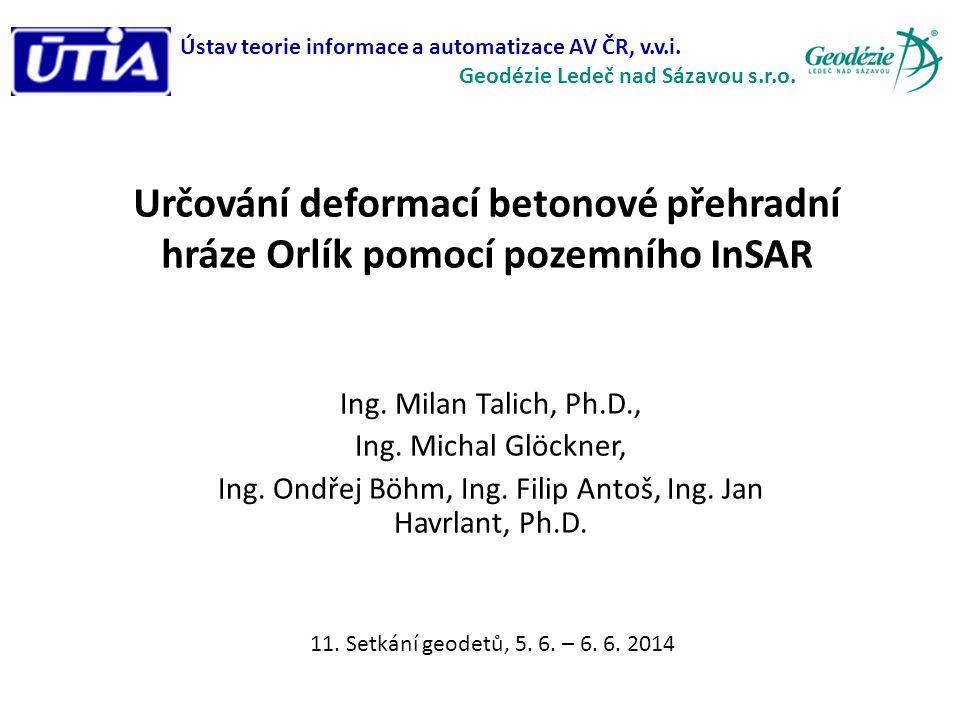 Ing. Ondřej Böhm, Ing. Filip Antoš, Ing. Jan Havrlant, Ph.D.