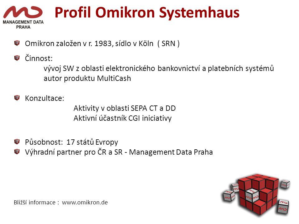 Profil Omikron Systemhaus