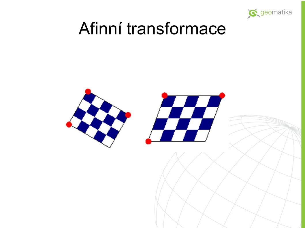 Afinní transformace 6