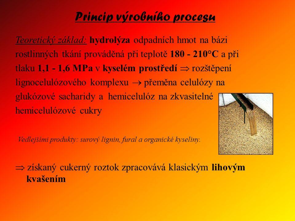 Princip výrobního procesu