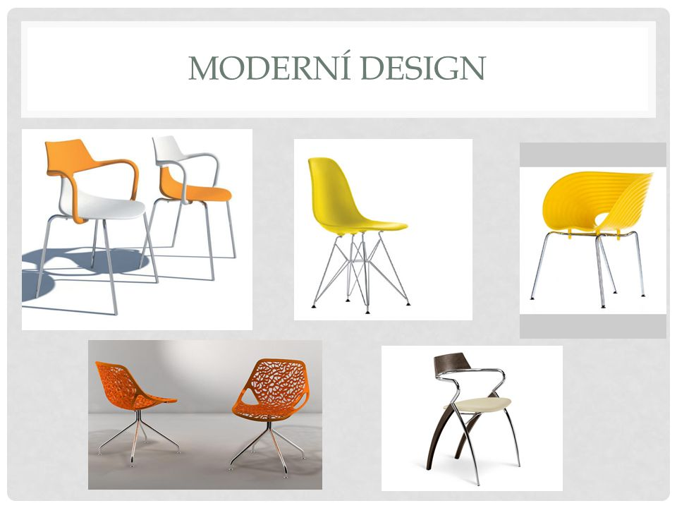 Moderní design