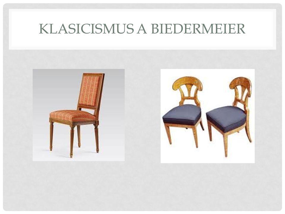 Klasicismus a Biedermeier