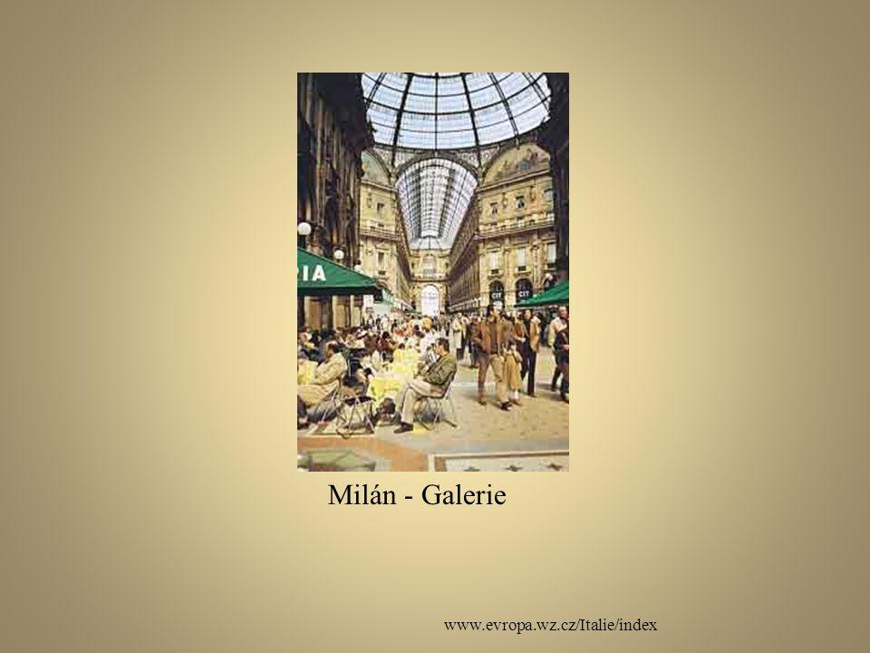 Milán - Galerie www.evropa.wz.cz/Italie/index