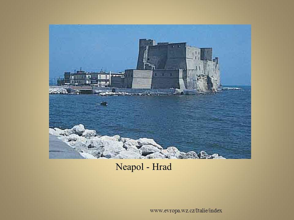 Neapol - Hrad www.evropa.wz.cz/Italie/index