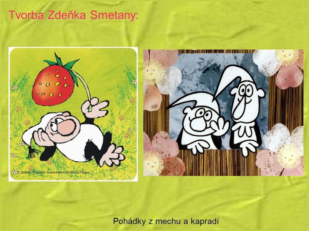 Tvorba Zdeňka Smetany: