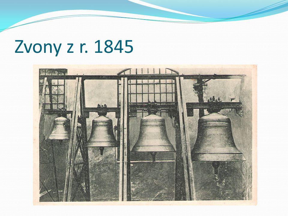 Zvony z r. 1845