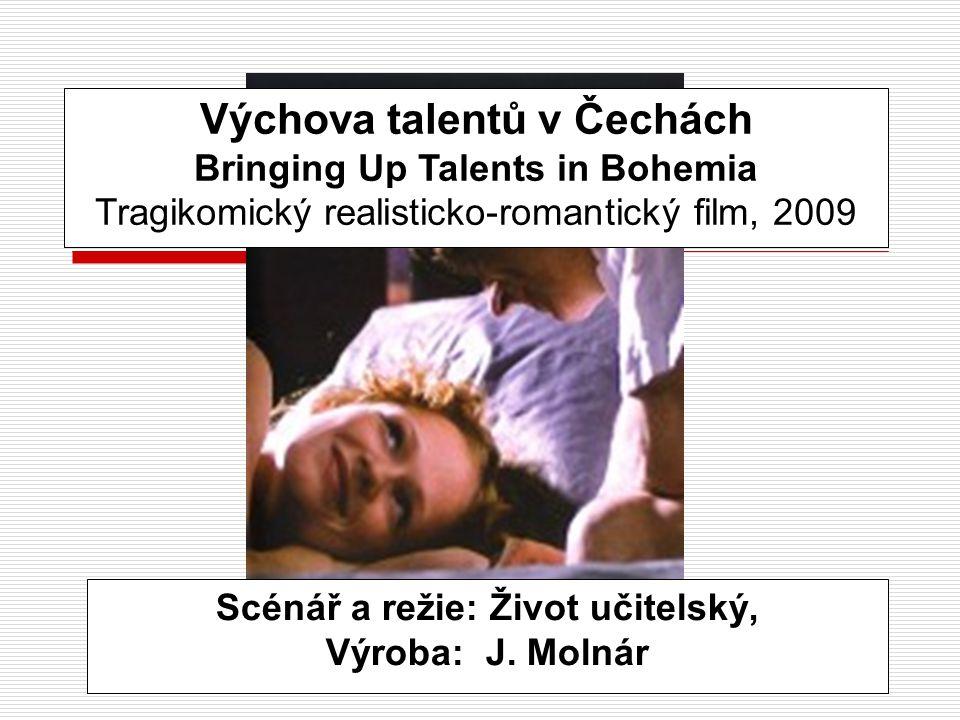 Výchova talentů v Čechách
