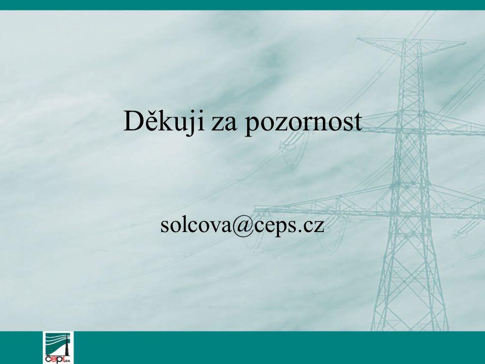 Děkuji za pozornost solcova@ceps.cz