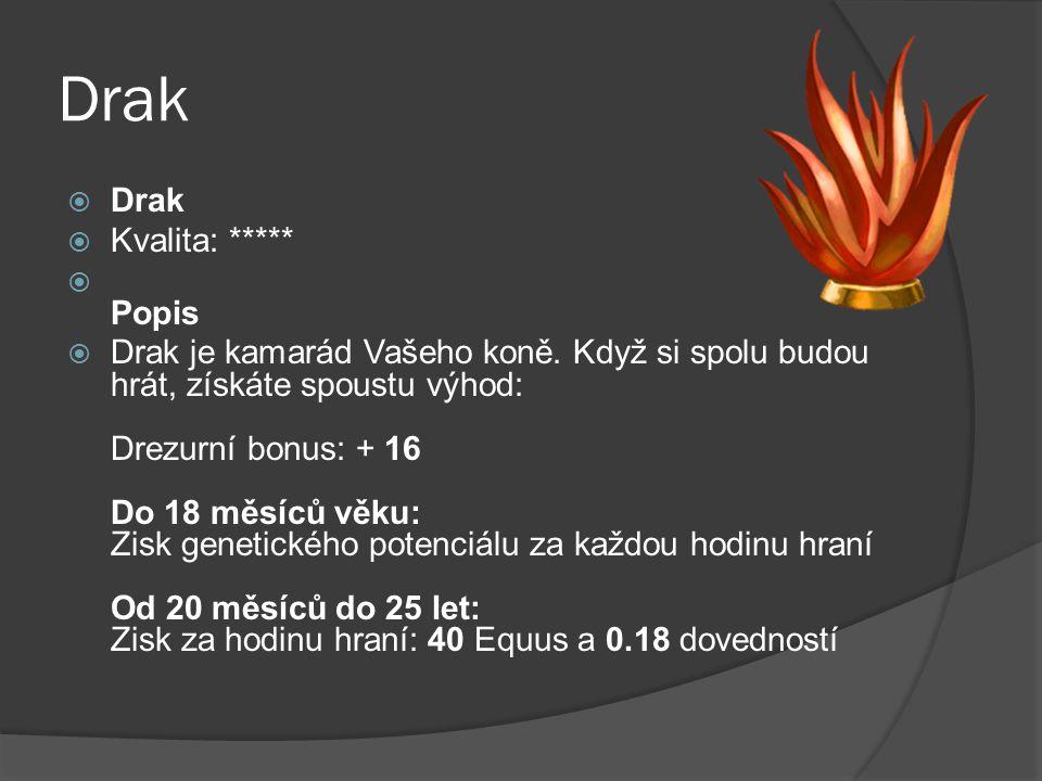 Drak Drak Kvalita: ***** Popis