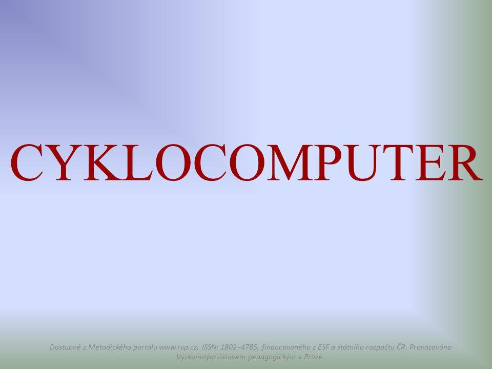 CYKLOCOMPUTER