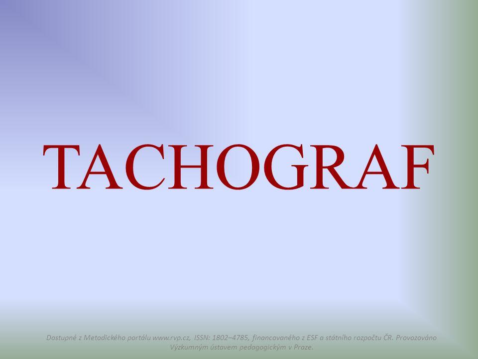 TACHOGRAF