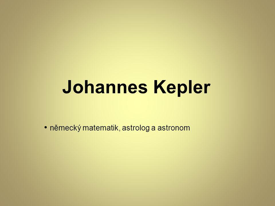 německý matematik, astrolog a astronom