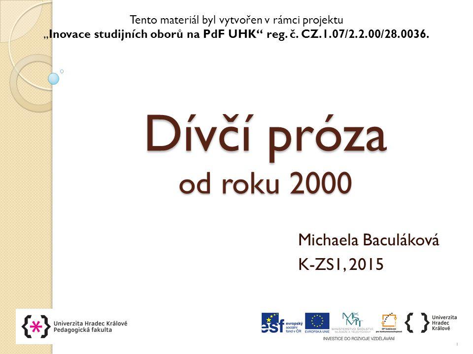 Michaela Baculáková K-ZS1, 2015