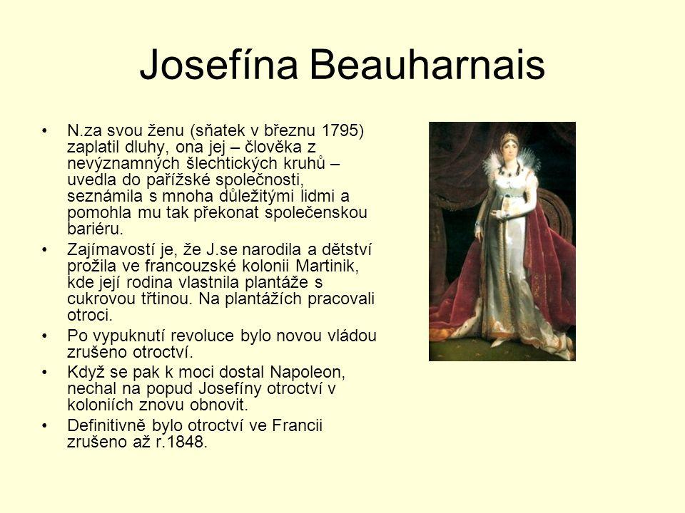 Josefína Beauharnais
