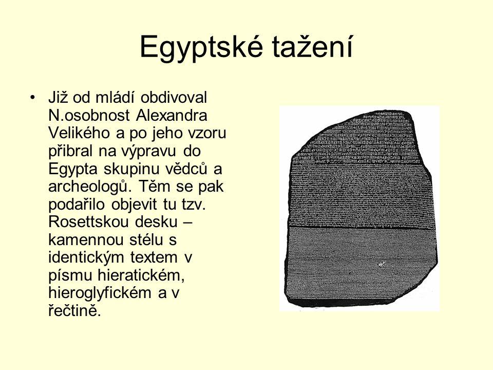 Egyptské tažení