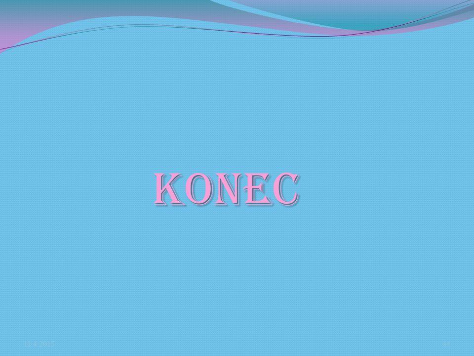 KONEC 10.4.2017