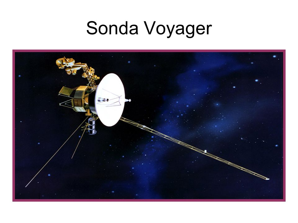 Sonda Voyager