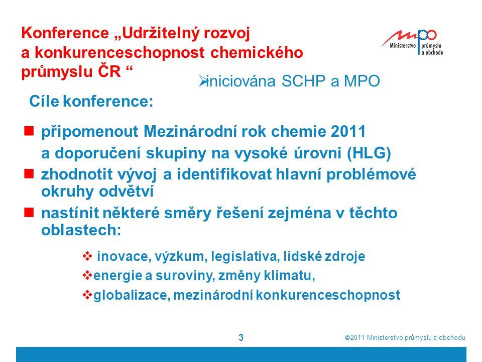 připomenout Mezinárodní rok chemie 2011