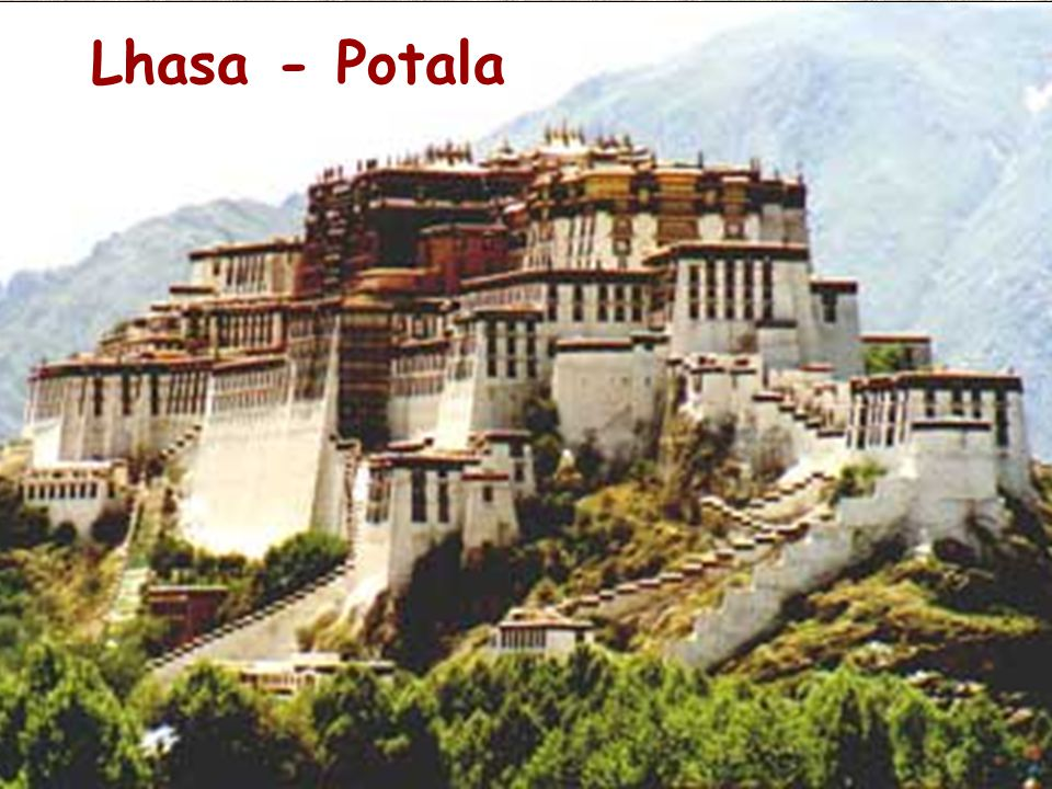 Lhasa - Potala