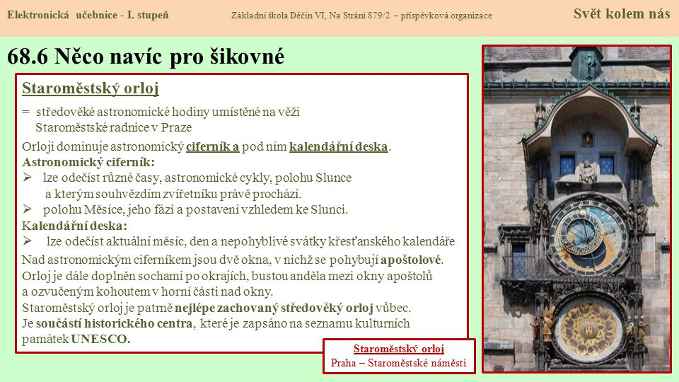 Praha – Staroměstské náměstí