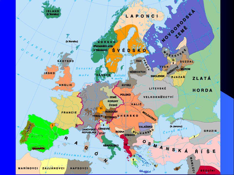 Evropa v XVI. století