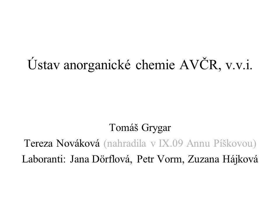 Ústav anorganické chemie AVČR, v.v.i.