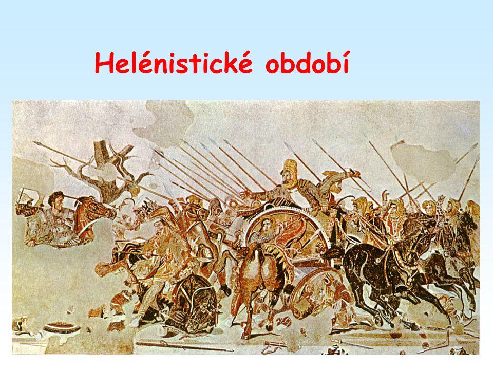 Helénistické období