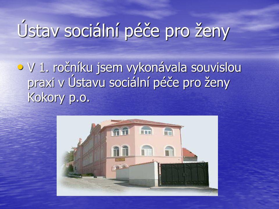 Ústav sociální péče pro ženy