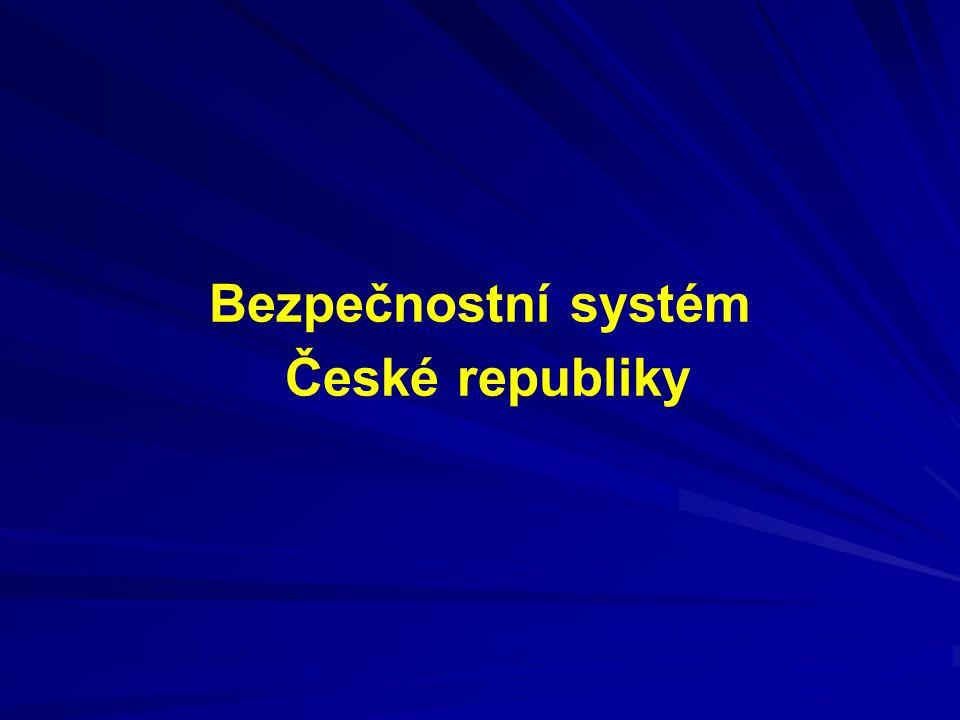 Bezpečnostní systém České republiky