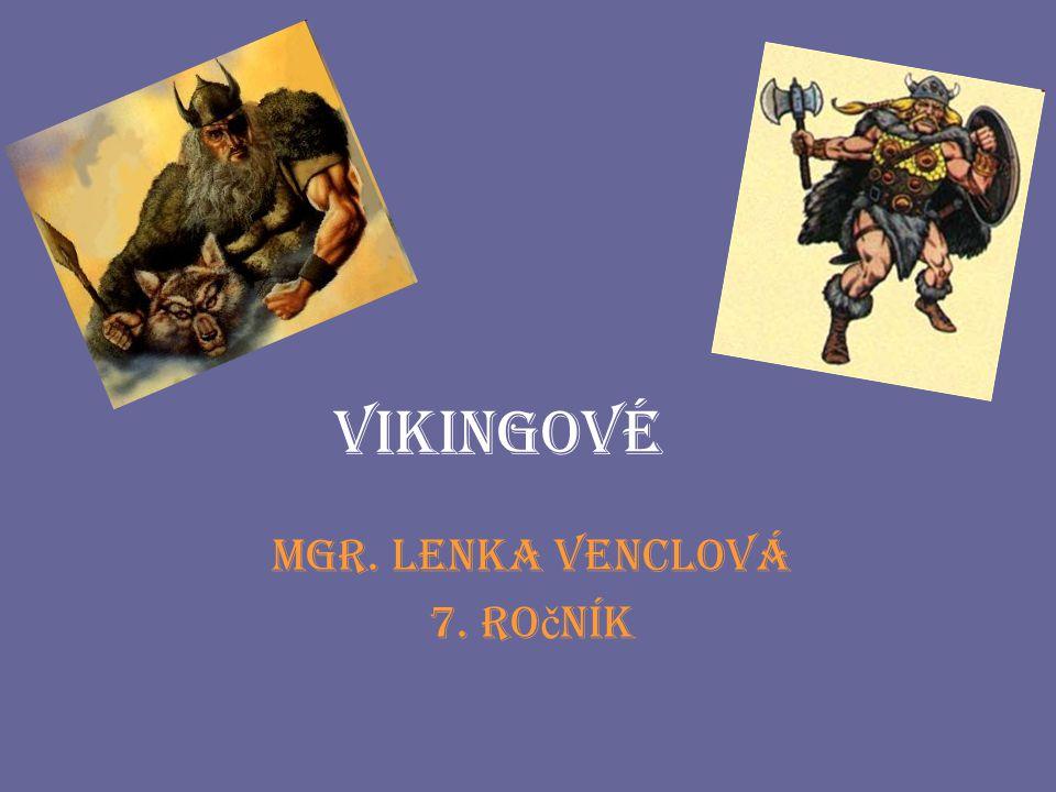 Mgr. Lenka Venclová 7. ročník