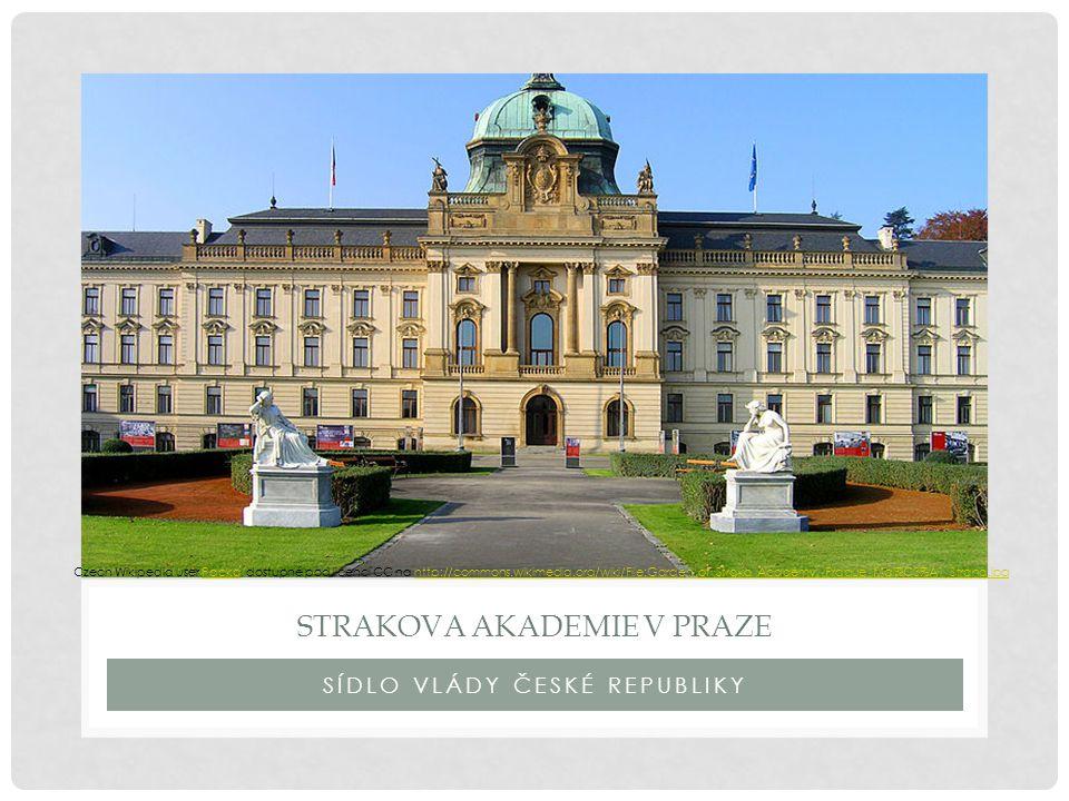 Strakova Akademie v Praze