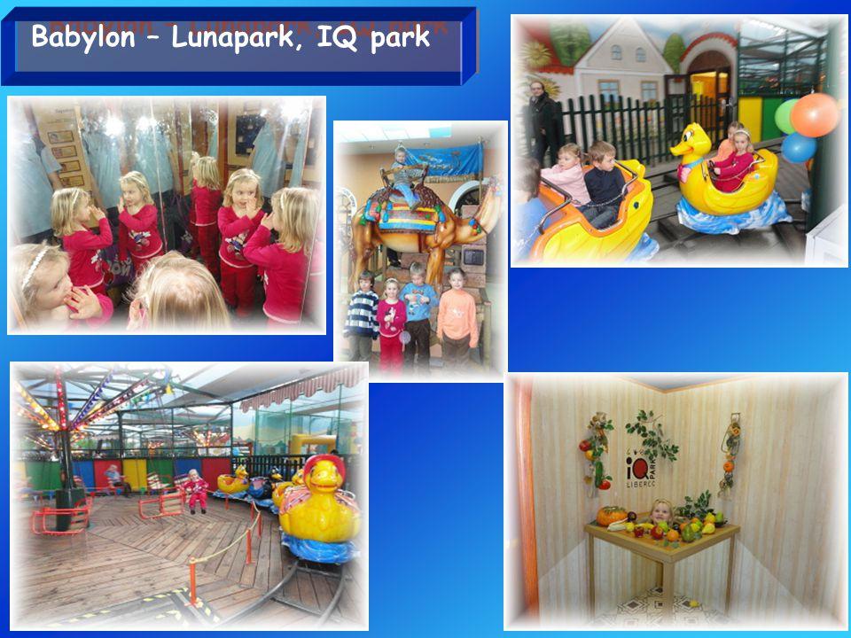 Babylon – Lunapark, IQ park
